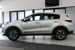 2018 Kia Sportage QL MY19 AO Edition Silver 6 Speed Automatic Wagon