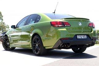 2015 Holden Commodore VF MY15 SS V Redline Jungle Green 6 Speed Sports Automatic Sedan.