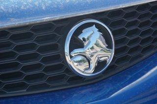 2010 Holden Commodore VE II SV6 Blue 6 Speed Manual Sedan