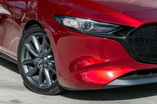 2020 Mazda 3 MAZDA3 N 6AUTO HATCH G25 EVOLVE Soul Red Crystal Hatchback.