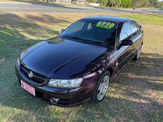 2004 Holden Commodore VZ Lumina 4 Speed Automatic Sedan.