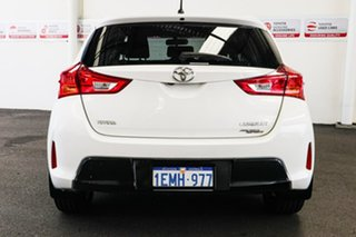 2014 Toyota Corolla ZRE182R Ascent Sport Glacier White 7 Speed CVT Auto Sequential Hatchback