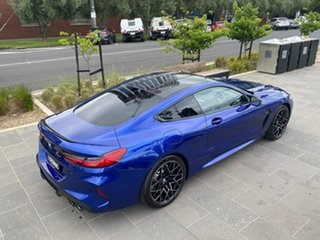 2020 BMW M8 F92 Competition M Steptronic M xDrive Blue 8 Speed Sports Automatic Coupe