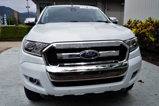 2017 Ford Ranger PX MkII XLT Super Cab 4x2 Hi-Rider White 6 Speed Sports Automatic Utility.