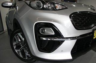 2018 Kia Sportage QL MY19 AO Edition Silver 6 Speed Automatic Wagon.