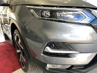 2020 Nissan Qashqai J11 Series 3 MY20 Ti X-tronic Gun Metallic 1 Speed Constant Variable Wagon.