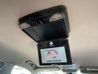 2009 Holden Captiva CG MY09 LX AWD Black 5 Speed Sports Automatic Wagon