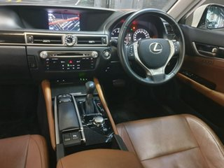 2012 Lexus GS GRL11R GS250 Luxury White 6 Speed Sports Automatic Sedan.
