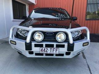 2013 Ford Territory SZ TX Seq Sport Shift Black 6 Speed Sports Automatic Wagon.