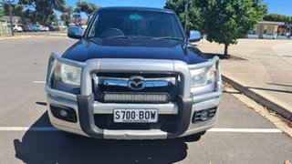2008 Mazda BT-50 UNY0E4 SDX Freestyle 5 Speed Manual Utility.