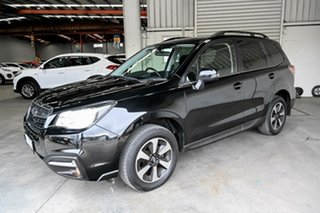 2017 Subaru Forester S4 MY17 2.5i-L CVT AWD Black 6 Speed Constant Variable Wagon