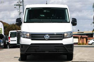 2020 Volkswagen Crafter SY1 MY20 35 MWB FWD TDI410 White 8 Speed Automatic Van.