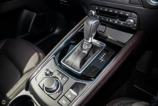 2020 Mazda CX-5 KF4W2A Akera SKYACTIV-Drive i-ACTIV AWD White 6 Speed Sports Automatic Wagon.