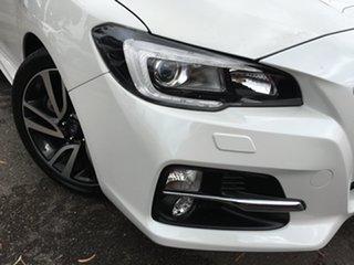 2016 Subaru Levorg V1 MY17 2.0 GT-S CVT AWD White 8 Speed Constant Variable Wagon.