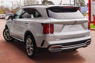 2020 Kia Sorento GT-Line Silky Silver Sports Automatic Dual Clutch Wagon