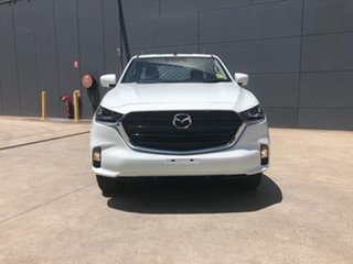 2020 Mazda BT-50 TFS40J XT Freestyle Ice White 6 Speed Sports Automatic Cab Chassis.