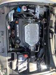 2008 Honda Accord 50 V6 Luxury Silver 5 Speed Automatic Sedan