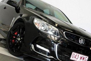 2016 Holden Commodore VF II SS-V Redline Black 6 Speed Automatic Sedan.