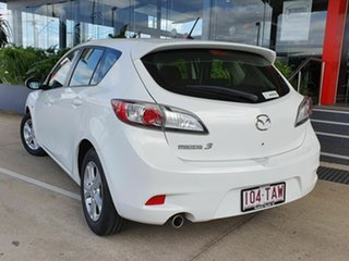 2012 Mazda 3 Maxx White 6 Speed Manual Hatchback