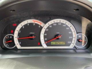 2007 Holden Captiva CG SX AWD White 5 Speed Sports Automatic Wagon
