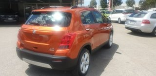 2016 Holden Trax TJ MY16 LTZ Orange 6 Speed Automatic Wagon.