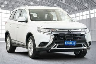 2020 Mitsubishi Outlander ZL MY20 ES AWD ADAS Starlight 6 Speed Constant Variable Wagon.