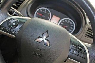 2016 Mitsubishi Triton MQ MY16 Upgrade GLX (4x4) White 5 Speed Automatic Dual Cab Utility