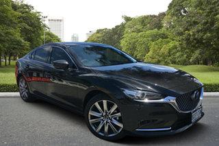 2020 Mazda 6 GL1033 Atenza SKYACTIV-Drive Jet Black 6 Speed Sports Automatic Sedan.