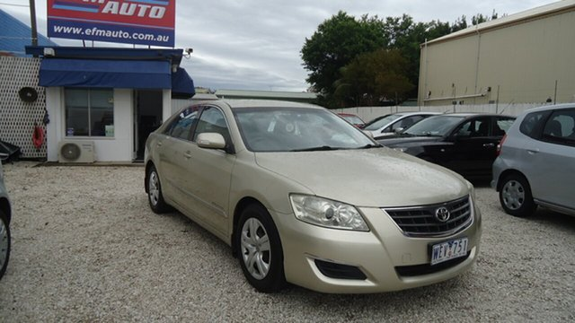 Used Toyota Aurion GSV40R AT-X Seaford, 2006 Toyota Aurion GSV40R AT-X Fawn 6 Speed Sports Automatic Sedan
