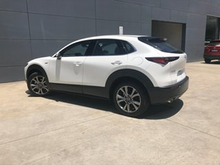 2020 Mazda CX-30 DM2WLA 100th Anniversary SKYACTIV-Drive Snowflake White 6 Speed Sports Automatic