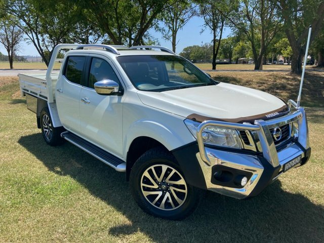 Used Nissan Navara D23 ST-X South Grafton, 2016 Nissan Navara D23 ST-X White 7 Speed Sports Automatic Utility