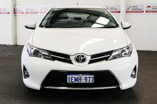 2014 Toyota Corolla ZRE182R Ascent Sport Glacier White 7 Speed CVT Auto Sequential Hatchback.