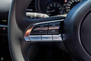 2020 Mazda 3 BP2HLA G25 SKYACTIV-Drive Evolve White 6 Speed Sports Automatic Hatchback.
