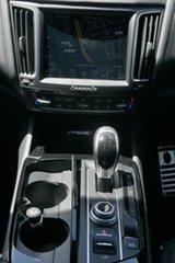 2017 Maserati Levante M161 MY17 Q4 Black 8 Speed Sports Automatic Wagon