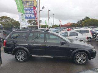 2005 Holden Adventra VZ LX6 Black 5 Speed Automatic Wagon.