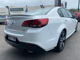 2015 Holden Commodore VF II MY16 SV6 White 6 Speed Manual Sedan