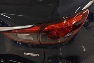 2020 Mazda 6 GL1033 Touring SKYACTIV-Drive Blue 6 Speed Sports Automatic Wagon.