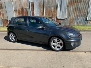 2012 Volkswagen Golf VI MY12.5 GTi Grey 6 Speed Manual Hatchback.