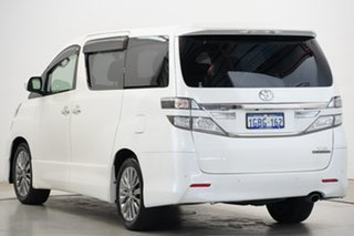 2014 Toyota HiAce KDH221R MY14 Super LWB White 4 Speed Automatic Van