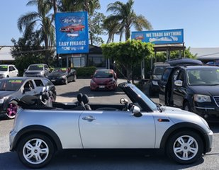 2005 Mini Cabrio R52 MY05 Cooper Silver 5 Speed Manual Convertible.