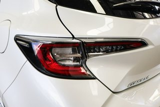 2019 Toyota Corolla ZWE211R SX E-CVT Hybrid Crystal Pearl 10 Speed Constant Variable Hatchback