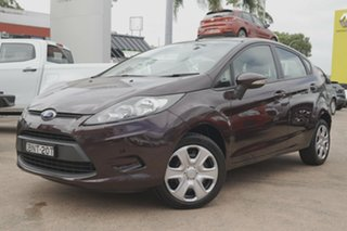 2009 Ford Fiesta WS CL Purple 5 Speed Manual Hatchback.