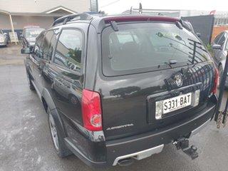 2005 Holden Adventra VZ LX6 Black 5 Speed Automatic Wagon