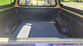 2008 Mazda BT-50 UNY0E4 SDX Freestyle 5 Speed Manual Utility