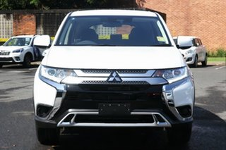 2020 Mitsubishi Outlander ZL MY21 ES 5 Seat (2WD) Starlight 6 Speed CVT Auto Sequential Wagon