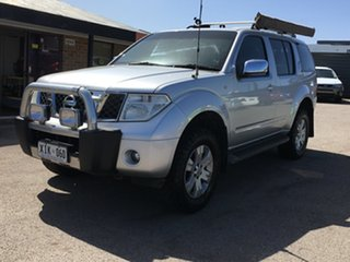 2005 Nissan Pathfinder R51 ST-L Silver 5 Speed Sports Automatic Wagon