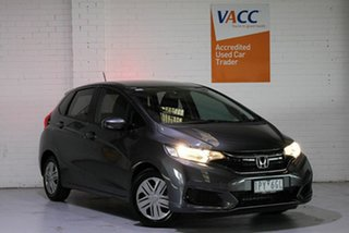 2019 Honda Jazz GF MY20 VTi Charcoal 1 Speed Constant Variable Hatchback.