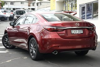 2020 Mazda 6 GL1033 Touring SKYACTIV-Drive Red 6 Speed Sports Automatic Sedan.