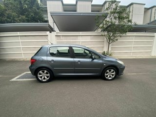 2006 Peugeot 307 T6 XSE HDi Grey 6 Speed Manual Hatchback.