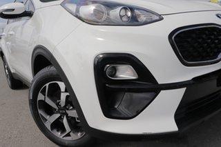2019 Kia Sportage QL MY20 S 2WD Clear White 6 Speed Sports Automatic Wagon.